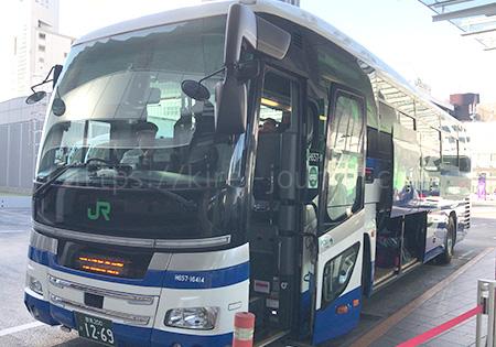 東京バスタ新宿から草津温泉へ!高速バス「上州ゆめぐり号」で行ってきました