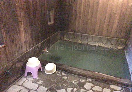 千代乃湯(ちよのゆ)の湯船