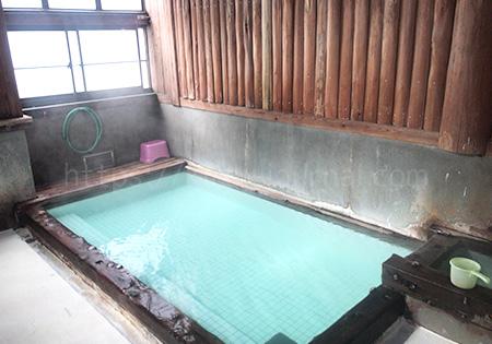 喜美乃湯(きみのゆ)の湯船